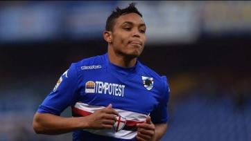 «Интер» согласовал контракт с бомбардиром «Сампдории»