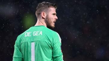 «МЮ» наотрез отказывается отпускать Де Хеа в «Реал»