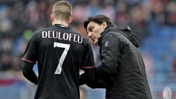 Винченцо Монтелла намерен изменить игровую схему «Милана»