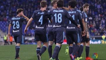 «Эспаньол» потерпел домашнее поражение от «Реал Сосьедада»