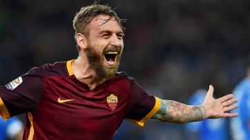 «Рома» готова продлить контракт с Де Росси с понижением зарплаты