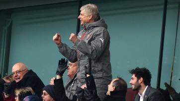 Венгер: «Было видно, что игроки «Арсенала» находятся под сильным давлением»