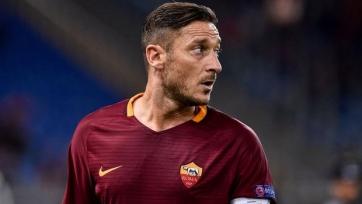 Тотти будет трудиться на благо Федерации футбола Италии?
