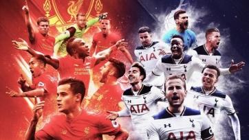 «Ливерпуль» - «Тоттенхэм», прямая онлайн-трансляция. Стартовые составы команд