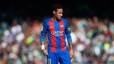 Неймар обошёл Роналдиньо по количеству голов за «Барселону»