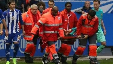 Травма Видаля позволяет «Барселоне» приобрести игрока вне пределов трансферного окна