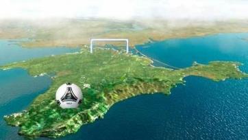 13 марта сборная Крыма проведёт первый матч в своей истории