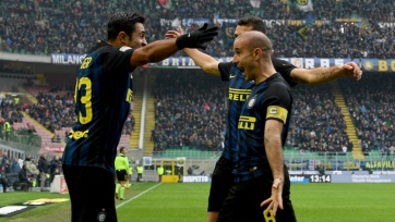 «Интер» приблизился к зоне Лиги чемпионов, не оставив шансов «Эмполи»