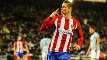 «Атлетико» одержал волевую победу над «Сельтой»