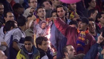 Луиш Фигу объяснил, почему сменил «Барселону» на «Реал» в 2000-м году