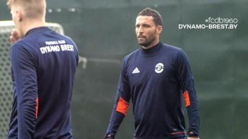 Кураньи больше не тренируется с брестским «Динамо»