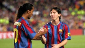 Роналдиньо считает, что Жезус сможет занять место Месси
