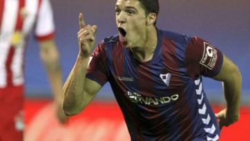 «Барселоне» не удастся заполучить игрока «Эйбара»