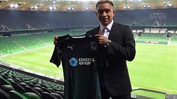 Рамирес: «Мне очень нравится футбол, в который стремится играть «Краснодар»