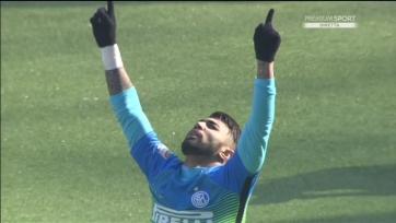 «Интер» с минимальным счётом одолел «Болонью»