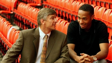 Анри советует игрокам «Арсенала» признать свои ошибки