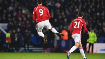 «Манчестер Юнайтед» прошёл в четвертьфинал Кубка Англии, обыграв «Блэкберн»