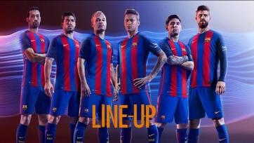 «Барселона» - «Леганес», прямая онлайн-трансляция. Стартовый состав «Барселоны»