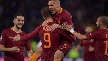 «Рома» крупно обыграла «Торино»