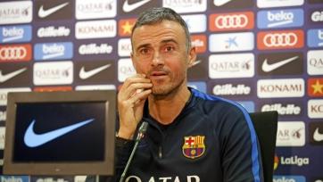 Хосеп Бартомеу: «Мы настроены на продление контракта с Энрике, это наш приоритет»