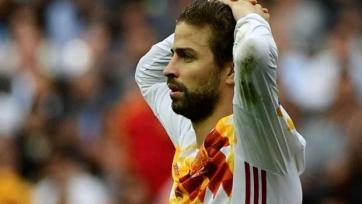 Альфонсо Перес призвал Пике уйти из сборной Испании