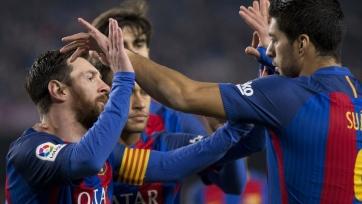 «Барселона» с трудом переиграла «Леганес»