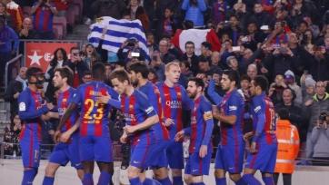 «Барселона» впервые сыграла в Примере лишь с одним испанцем в составе