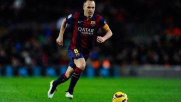 Иньеста: «Барселона» не потеряла веру в Энрике»