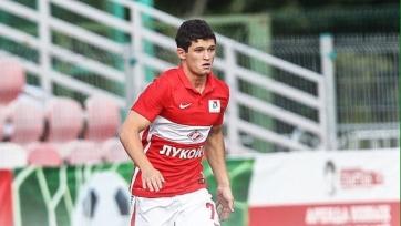 Официально: Гулиев покинул «Спартак» и присоединился к «Анжи»