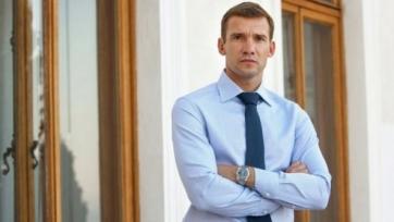 Шевченко: «Мотивация работать со сборной Украины? Любовь к родине»