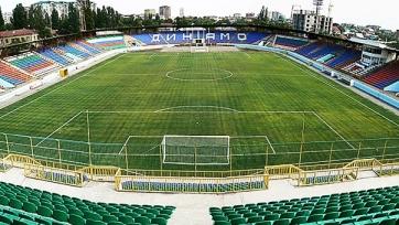 «Анжи» может переехать на стадион «Динамо»