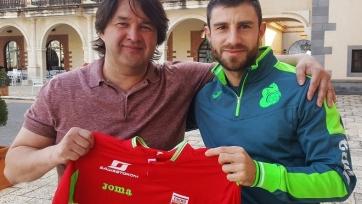 Официально: «Уфа» подписала экс-игрока «Вильярреала» и «Кьево»
