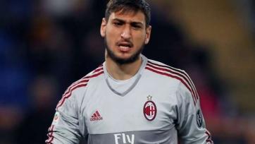 «Милан» запретил Доннарумме общаться с прессой