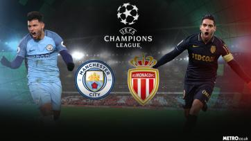 Анонс. «Манчестер Сити» – «Монако». Праздник атаки на «Этихад»