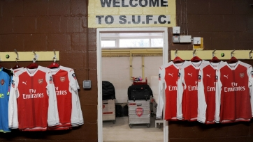 «Саттон Юнайтед» получит от «Арсенала» 50 тысяч фунтов в качестве подарка