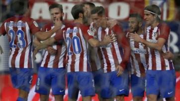 «Байер» - «Атлетико», прямая онлайн-трансляция. Стартовые составы команд