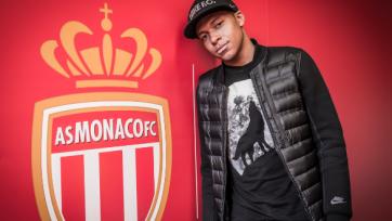 Мбаппе – самый юный голеадор «Монако» в Лиге чемпионов