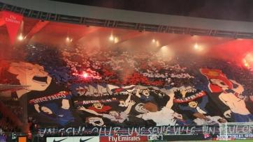 Фанаты ПСЖ не смогут поддержать свою команду на выезде в Марселе