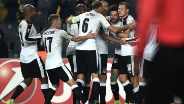 «Краснодар» вышел в 1/8 финала Лиги Европы, пройдя «Фенербахче»