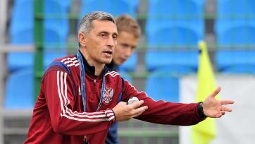 Дмитрий Хомуха снова стал тренером юношеской сборной России