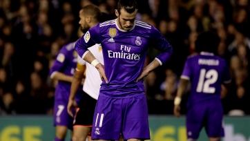 Мадридский «Реал» уже проиграл в 2017-м году больше матчей, чем за весь 2016-й
