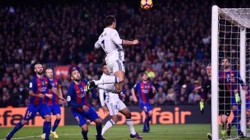 «Реал» лидирует среди команд ведущих чемпионатов Европы по количеству голов, забитых головой