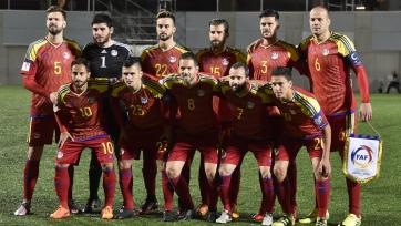 Сборная Андорры одержала первую победу с 2004-го года, прервав 86-матчевую безвыигрышную серию
