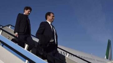 Самолёт «Ювентуса» не смог улететь из Португалии