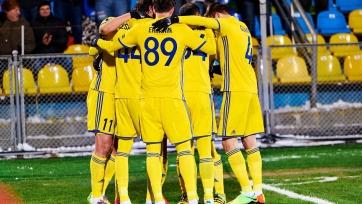 «Ростов» сыграл вничью со «Спартой»