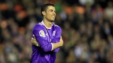 Роналду наорал на одноклубников после матча с «Валенсией»