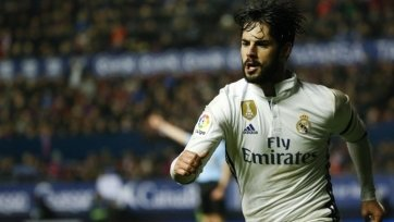 Иско не сможет перейти в «Барселону» из «Реала»