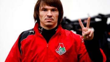Официально: «Локомотив» заключил краткосрочный контракт с Лоськовым