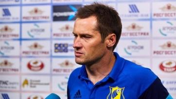 Кириченко: «Будем готовиться, сражаться, показывать характер»