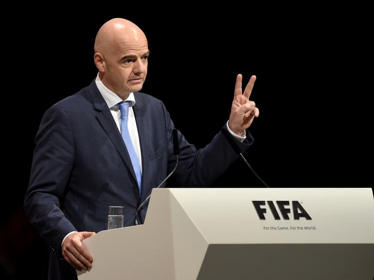 Год Инфантино в ФИФА. Как лысый друг Платини реформирует мировой футбол